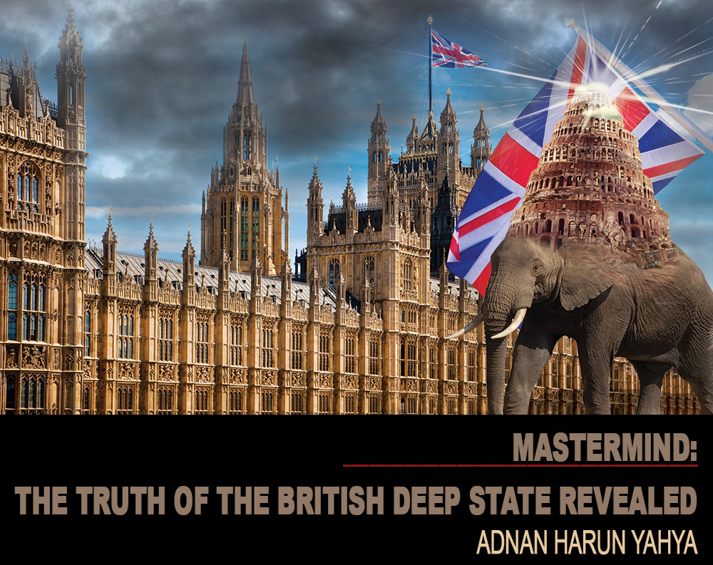 Mastermind: The Truth of the British Deep State Revealed
