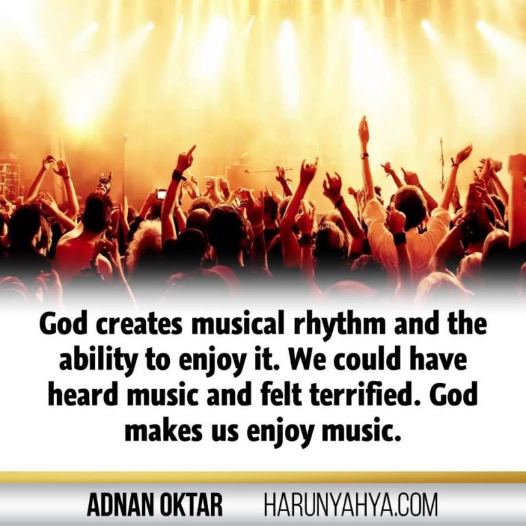 Adnan Oktar Says -High Quality Life, Art, Music ...-