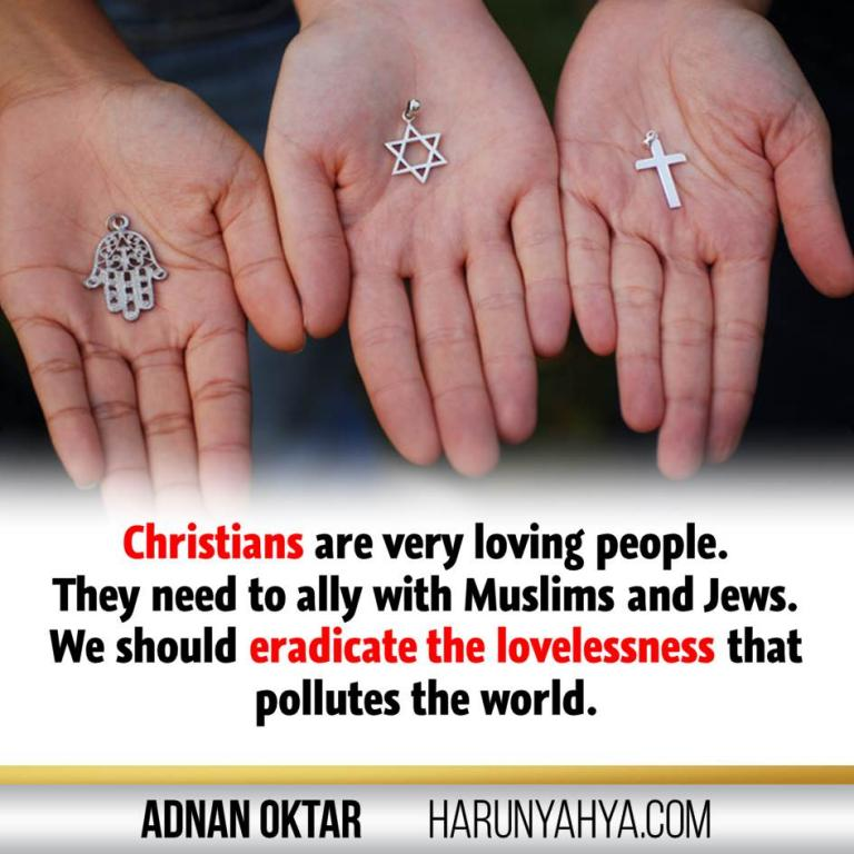 Adnan Oktar Says -The People of the Book and Prophets-