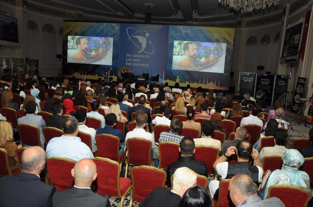 International Conference on the Origin of Life and the Universe held in Conrad Bosphorus Istanbul (August 24, 2016) by the Technics & Science Research Foundation
