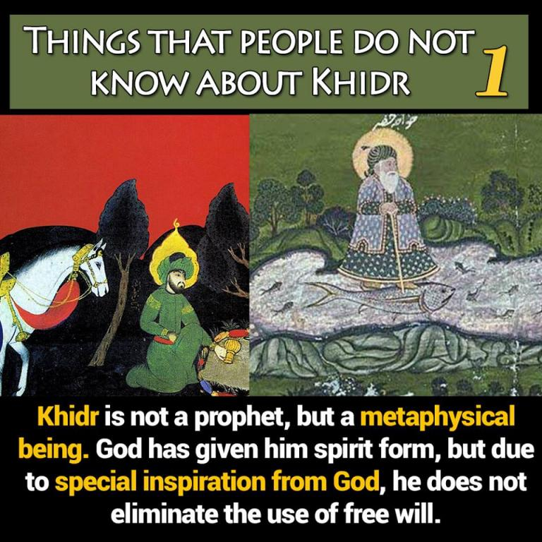 Who is Khidr?