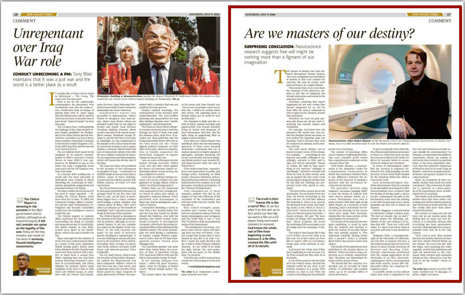 new straits_times_adnan_oktar_are_we_masters_of_our_destiny
