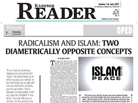 İslam Ve Radikalizm Bütünüyle zıt kavramlar - Harunyahya.web.tr