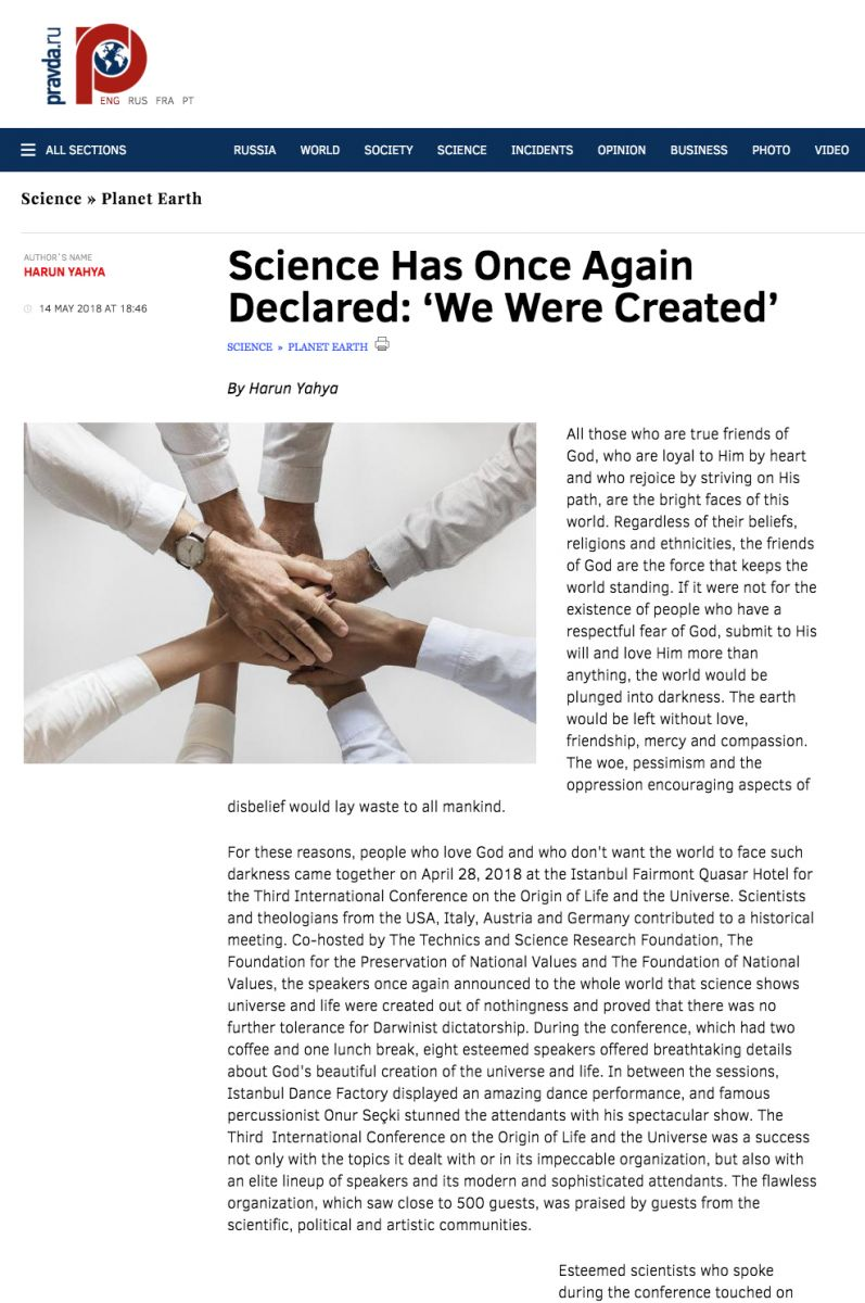 pravda adnan_oktar_science_has_once_again_declared_we_were_created