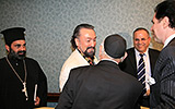 Mr. Adnan Oktar and the members of the Israeli delegation