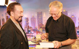 Best-selling author, expert on ancient civilizations Mr. Graham Hancock was guest of Mr. Adnan Oktar