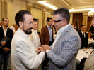 Mr.  Adnan Oktar and Journalist  Mr. Tayyar Işıksaçan
