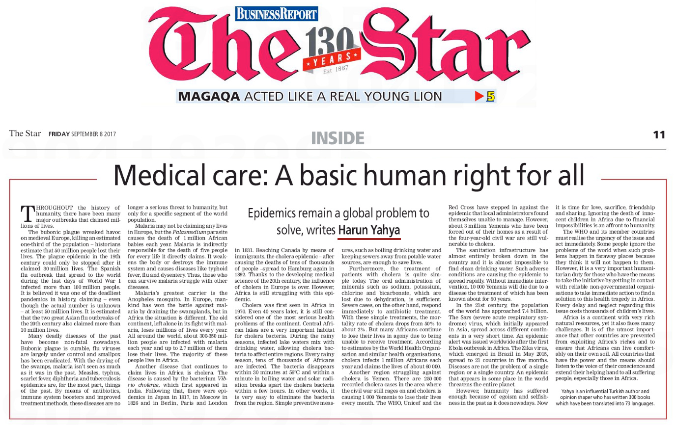 is health care a basic right One thing has to be made clear about the country's universal coverage healthcare programme it is not a populist policy access to healthcare services is a basic human right.