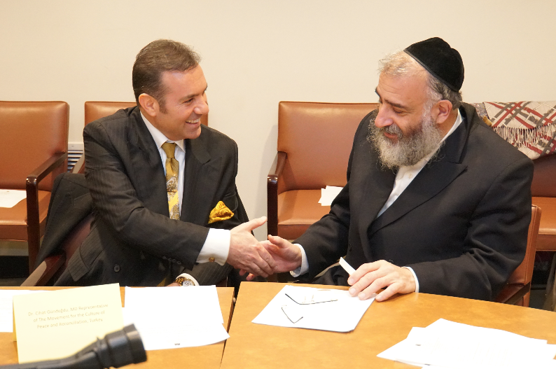 Rabbi Josh Zoberman (New York)