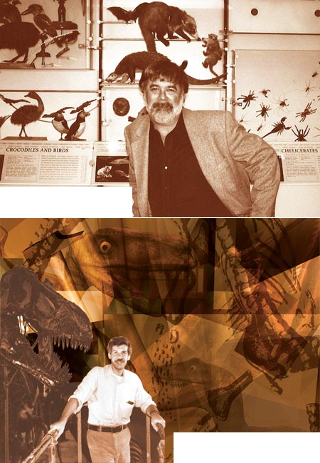 stephen Jay Gould ve Niles Eldredge