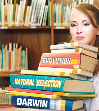 evolution books