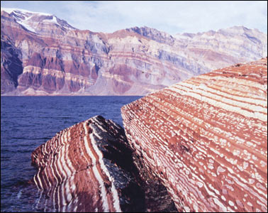 Precambrian Period, Rocks