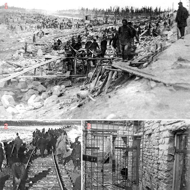 Stalin's Death Camps