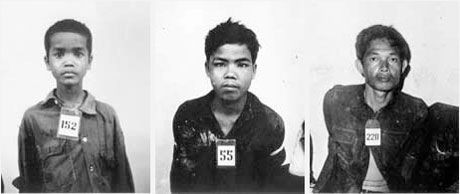 Victims Of Khmer Rouge Brutality