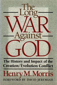 the long war against god, kitap