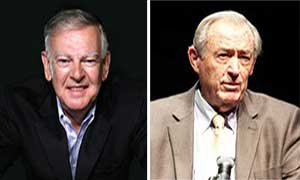 Donald Johanson Richard Leakey