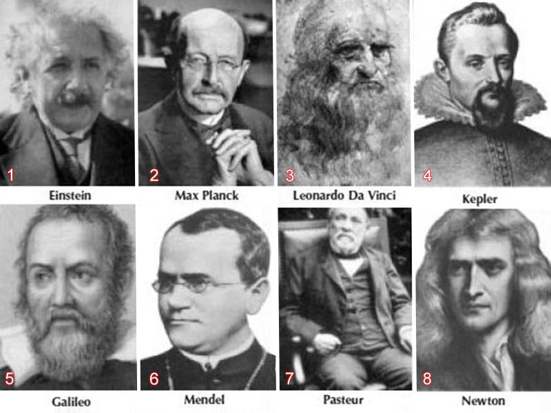 bilim adamları