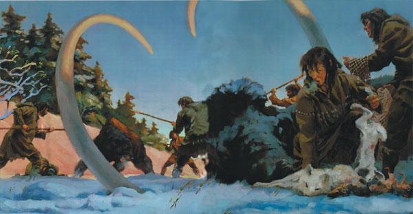 Neandertal tasviri