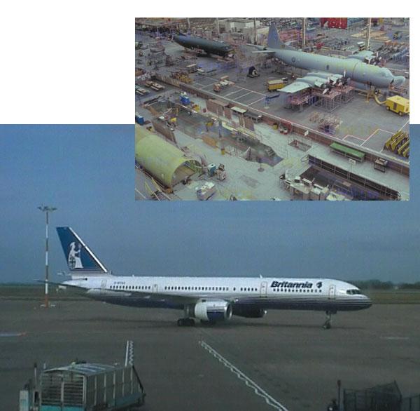 uçak yapımı