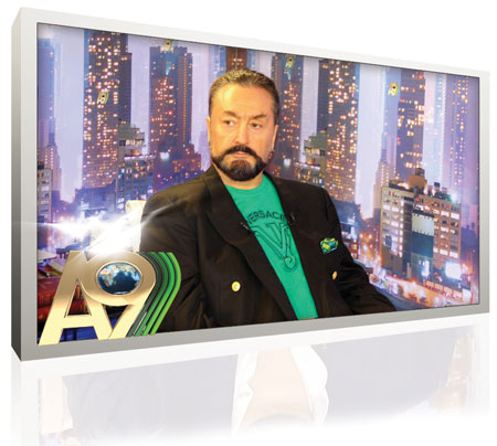 Adnan Oktar, A9 TV