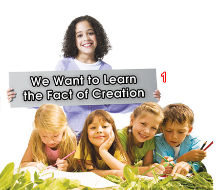 want to learn creation