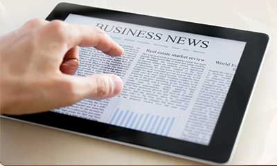 ipad business news