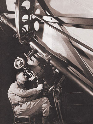 Edwin hubble telescope