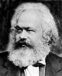 The founder of dialectical materialism: Karl Marx
