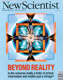 new scientist beyond reality
